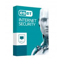 ESET NOD32 Internet Security 3 ПК - 1 год