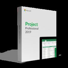Microsoft Project 2019 Professional ESD 32/64 bit