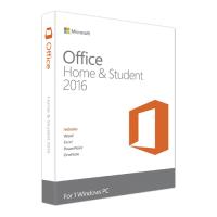 Microsoft Office 2016 Home and Student RU x32/x64 BOX